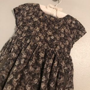 Flower Powered Fit and Flare Dress! (Size 3)